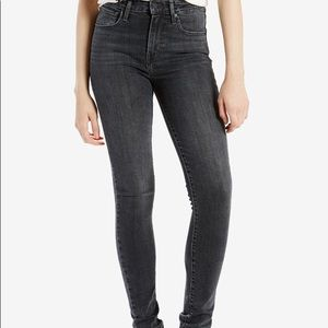 Juniors Levi's 721 High Rise Skinny